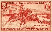 220px-Pony_Express_3c_1940_issue