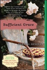 Sufficient Grace, paperback edition, by Darnell Arnoult